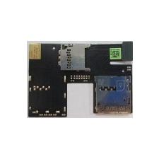 HTC Desire 300 sim és memóriakártya olvasós átvezető fólia 1 mobiltelefon előlap