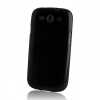 HTC One S, TPU szilikon tok, fekete