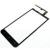 HTC One XC érintőpanel, érintőképernyő fekete
