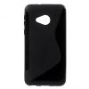 HTC U Play, TPU szilikon tok, S-Line, fekete