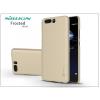 Huawei Huawei P10 hátlap képernyővédő fóliával - Nillkin Frosted Shield - gold