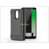 Huawei Mate 10 Lite ütésálló hátlap - Armor - fekete