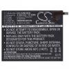 Huawei Mediapad M3 8.4, Akkumulátor, 5100 mAh, Li-Polymer, HB2899C0ECW kompatibilis