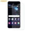 Huawei P10 Lite, Kijelzővédő fólia, ütésálló fólia (az íves részre NEM hajlik rá!), Tempered Glass (edzett üveg), Enkay, Clear