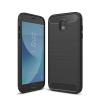 Huawei P20 Pro Carbon vékony szilikon tok fekete