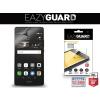 Huawei P9 Lite, Kijelzővédő fólia (az íves részre NEM hajlik rá!), Eazy Guard, Diamond Glass (Edzett gyémántüveg)