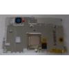 Huawei P9 Lite, P9 Lite DualSim ujjlenyomat olvasós átvezető fólia kerettel arany*