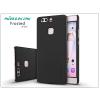 Huawei P9 Plus hátlap képernyővédő fóliával - Nillkin Frosted Shield - fekete
