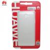 Huawei Y5 II, Műanyag hátlap védőtok, ultravékony, fehér, gyári