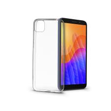 Huawei Y5p szilikon hátlap - Soft Clear - transparent mobiltelefon kellék