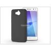 Huawei Y6 (2017) szilikon hátlap - Soft - fekete