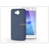 Huawei Y6 (2017) szilikon hátlap - Soft - kék