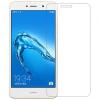 Huawei Y7, Kijelzővédő fólia, ütésálló fólia (az íves részre NEM hajlik rá!), Nillkin, Tempered Glass (edzett üveg), Clear