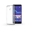 Huawei Y9 (2018) szilikon hátlap - Ultra Slim 0,3 mm - transparent