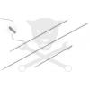 Hubi Tools Motor-hengerfej-EGR furattisztító flexibilis spec.fúró klt.3 db-os (HU41035)