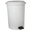 Hulladékgyűjtő,DAYCO,pedálos billenő fedeles 12 literes