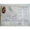 Hunbolt Asztalra tehető és falra akasztható üveglapos csángó himnusz 21X30 cm