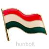 Hunbolt Magyar zászló (22 mm) kitűző