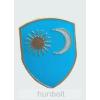 Hunbolt Székely pajzs címer jelvény 18 mm