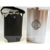 Hunbolt Vállra akasztható 1,9 literes flaska ón vaddisznó öntapadó matrica (10X7 cm)