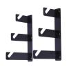 Hunbright HT Fali háttértartó három tekercshez 3 fakkos