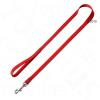 Hunter Ecco Sport kutyapóráz, piros - 110 cm hosszú, 15 mm széles
