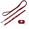 Hunter Swiss készlet: nyakörv + póráz - Naykörv mérete 60 + póráz 200 cm/18 mm