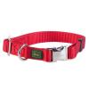 Hunter Vario Basic Alu-Strong nylon nyakörv, piros - Méret M: 40 - 55 cm a nyak kerülete