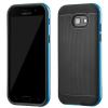 Hurtel Samsung Galaxy A3 (2017) A320 Neo Hybrid Rugged ütésálló hátlap, tok, fekete-kék