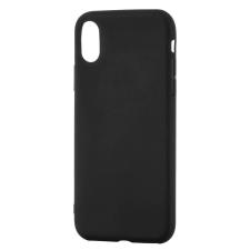 Hurtel Soft Matt telefontok hátlap tok Gel TPU hátlap tok telefontok Xiaomi redmi 6 fekete tok és táska