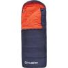 Husky Merel 0°C Hálózsák-bal, 195 cm, Kék/Narancs