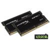 HYPERX 16GB Impact Notebook DDR4 2666MHz CL15 KIT HX426S15IB2K2/16