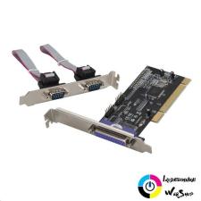 I-TEC i-Tec 2xSoros 1xPárhuzamos PCI bővítő kártya /PCI2S1P/ vezérlőkártya