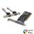 I-TEC i-Tec 2xSoros 1xPárhuzamos PCI bővítő kártya /PCI2S1P/