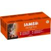IAMS Cat Delights – Land & Sea – Aszpikos – Multipack 4.08kg