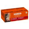 Iams Cat Delights Land&sea Multipack Aszpikban 48x85gr