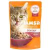 IAMS Cat Delights Senior – Csirke falatkák ízletes szószban (24 x 85 g) 2.04kg