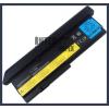 IBM 42T4536 6600 mAh 9 cella fekete notebook/laptop akku/akkumulátor utángyártott