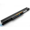IBM Lenovo IdeaPad U450 Series 4400mAh 8 cella laptop akku/akkumulátor utángyártott