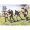ICM German Assault Troops (1917-1918) első világháborús német rohamosztogosok figura makett ICM 35291