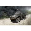ICM Panzerspähwagen P 204 (f) katonai járműmakett ICM 35374