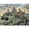 ICM Soviet Armored Carrier Riders figura makett ICM 35637