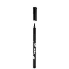 ICO Alkoholos marker, OHP, 1-1,5 mm, M, ICO, fekete filctoll, marker