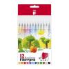 """ICO Filctoll készlet, 1 mm, ICO """"Süni 300"""", 12 különböző szín"""