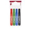"""ICO Flipchart marker készlet, 1-3 mm, kúpos, ICO \""""Artip 11 XXL\"""", 4 különböző szín [4 db]"""