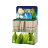 "ICO Golyóstoll display, kupakos, papír tolltest, ICO ""Green"", kék"