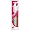 """ICO Golyóstoll készlet, 0,7 mm, kupakos,  """"Signetta"""", 4 különböző szín"""