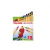 """ICO Zsírkréta,  """"állatok"""", 12 különböző szín"""