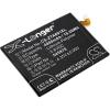 ICP51/59/78SA Telefon akkumulátor 4000 mAh