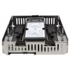 "ICYDOCK MB382SP-3B Open Air 2.5"" to 3.5"" SAS / SATA (22pin) HDD & SSD Converter / Mounting Kit for Internal 3.5"" Drive Bay"